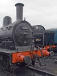 J15 0-6-0 65462 and N7 0-6-2T 69621