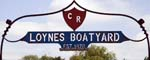Loynes Boatyard Sign
