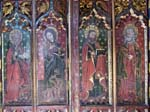 Four Panels from the Rood Screen
