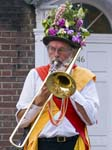 Knockhundred Shuttles Trombonist