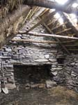 Famine House Interior