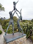 Tresco Children by David Wynne
