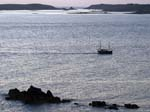Bryher and Tresco from The Garrison