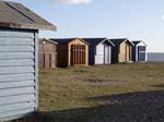 Beachhuts Hayling Island