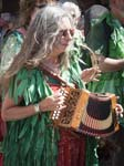 Accordion Player Maenads Morris