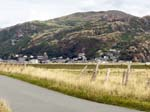 Barmouth from the Fairbourne Railway