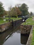 Catteshall Lock, Wey Navigation