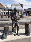 Baden-Powell Statue Poole Quay