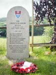 The Creech Barrow Seven Memorial