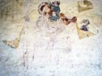 St Christopher and Mermaid Wall Paintings