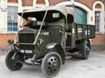 Thornycroft J Type Lorry Twyford Waterworks