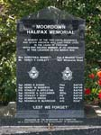 Moordown Halifax Memorial
