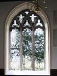 Trinity Chapel Window