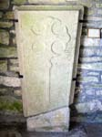 The Anchoress's Grave Slab