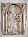 The St Wilfred Carving
