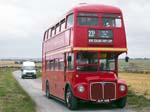 Routemaster RM2060 and the Support Vehicle