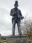 The Tommy Cooper Statue