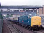 Class 55 Deltic 55019 Royal Highland Fusilier