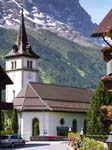 Grindelwald  Church