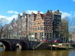 The Corner of Prinsengracht and Browersgracht
