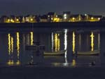The River Medway at Night