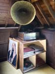 The Gramophone in the Music Room