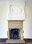 The Fireplace in the Solomon Room