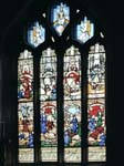 Stained Glass - St Neot's Church