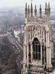 Tower view, York Minster