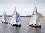 X-Class Sailing Dinghies