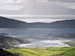 View over Derrynane to the Beara Peninsula