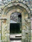The Romanesque Doorway