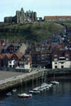 Whitby Abbey From Spion Cop