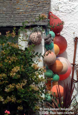 St Ives,Floats,Houses