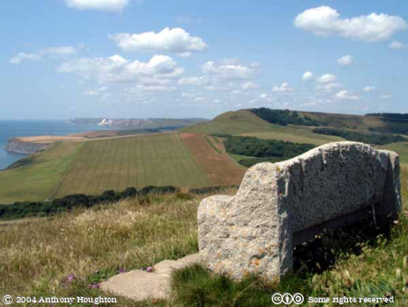 Kingston,Benches,Houns Tout,Purbeck