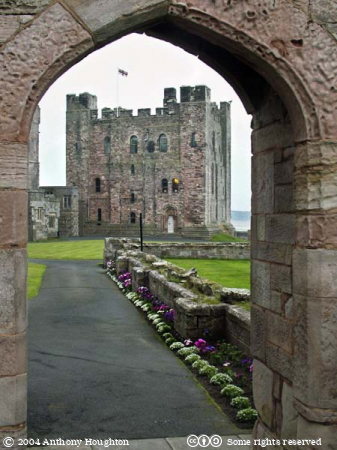Bamburgh Castle,Keep