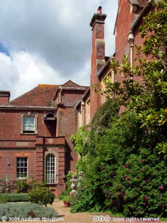 Wimborne,Deans Court,Stately Home,House