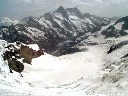 Glacier,Eismeer,Ice Sea,Mountains,Schreckhorn
