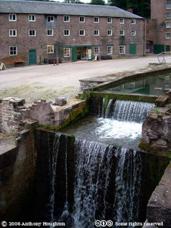 Cromford Mill,Cotton,Arkwright,Arkwrights,Arkwright's,Spinning,Water Frame