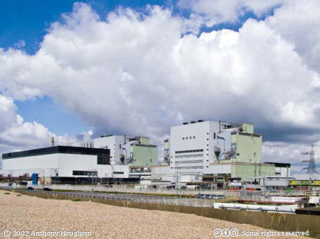 Dungeness,Nucular Power Station