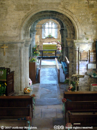 Studland Church,Balcony,Purbeck