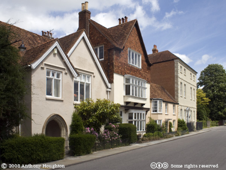 Houses,The Close,Salisbury