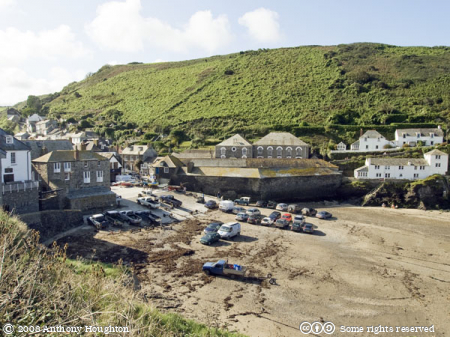 Port Isaac,Harbour