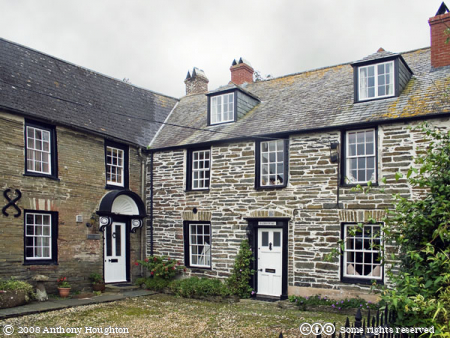 Raliegh Cottage,Padstow