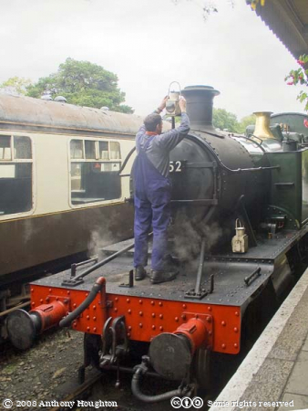 Lamp,Bodmin and Wenford Railway,Heritage,Train,Steam Engine,Locomotive