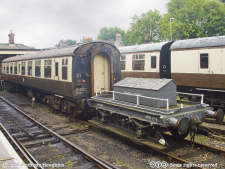 Bodmin and Wenford Railway,Heritage,Train