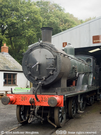 LSWR 120,Bodmin and Wenford Railway,Heritage,Train,Steam Engine,Locomotive