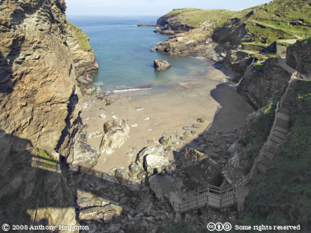 The Haven,Tintagel