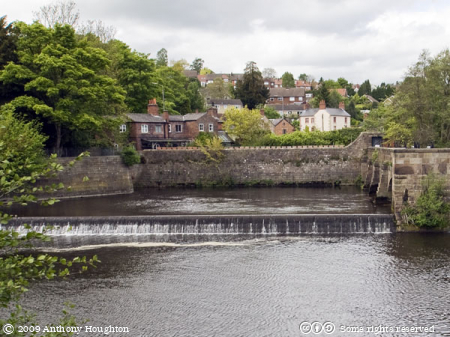 River Derwent,Belper