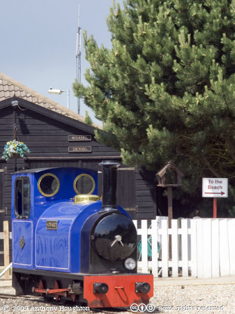 Howard,Engine,Locomotive,Pinwoods,Wells-next-the-Sea,WHR,Wells Harbour Railway,Railroad
